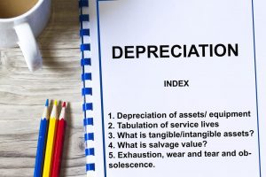 What is accumulated depreciation